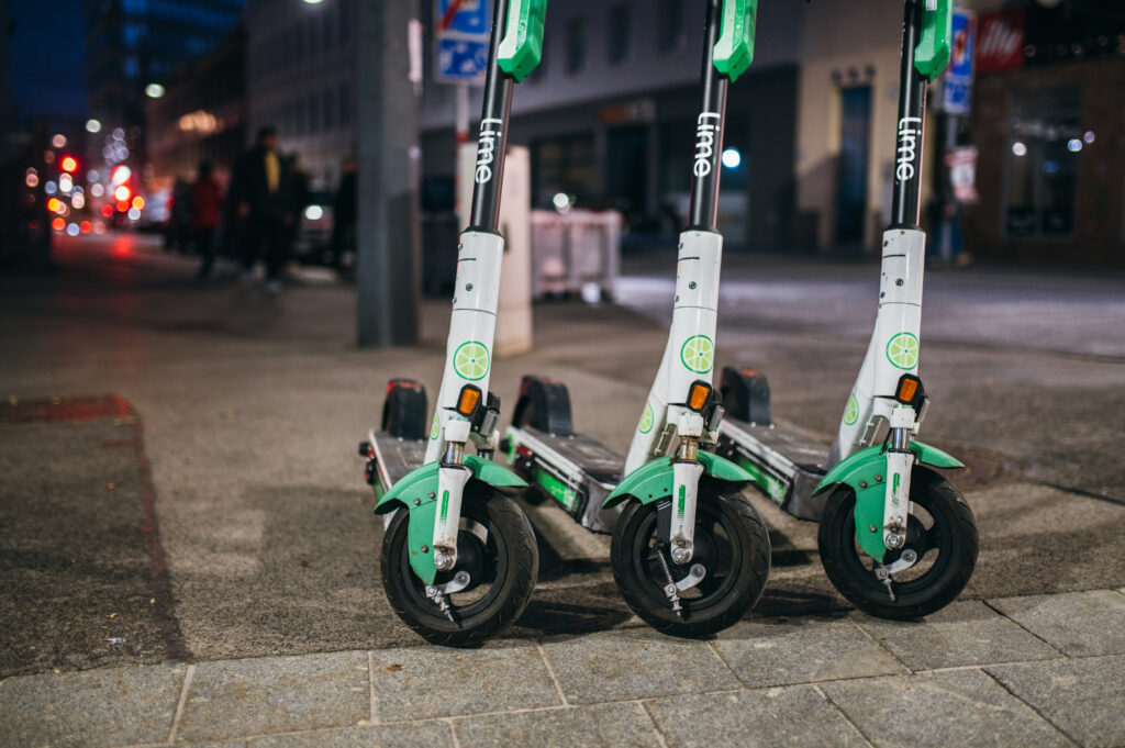 London's E-Scooter Trial