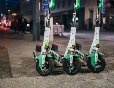TFL Announces London's e-Scooter Trial Will Begin in June