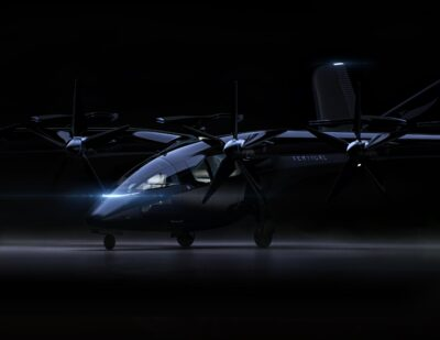 Avolon and Vertical Aerospace: World's Largest eVTOL Aircraft Order
