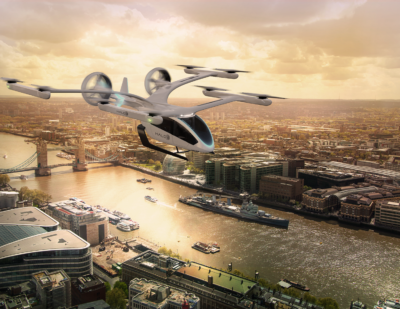 Eve Announces Halo as Launch Partner with Order for 200 eVTOL Aircraft