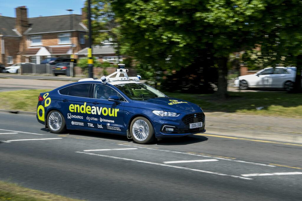 Project Endeavour Birmingham