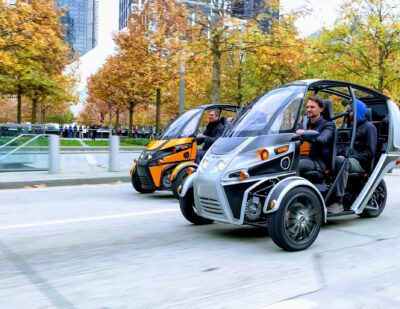 Arcimoto Demonstrates First Driverless FUV and Debuts New Vehicles