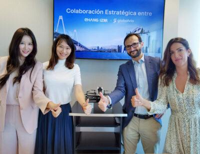 EHang Announces Partnership with Globalvia
