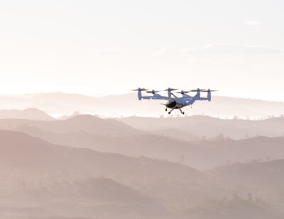 Joby Completes Flight of More Than 150 Miles with eVTOL Air Taxi