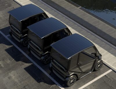 SQUAD, World's First Solar City Car Is Coming