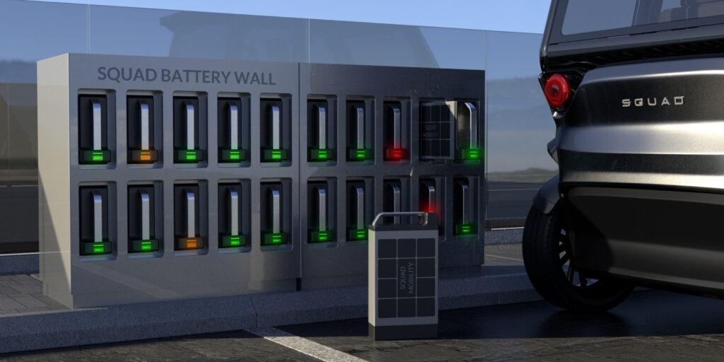 squad solar city car