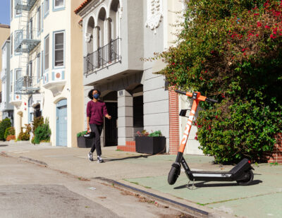 Spin Announces First in-House E-Scooter That Is Built to Last