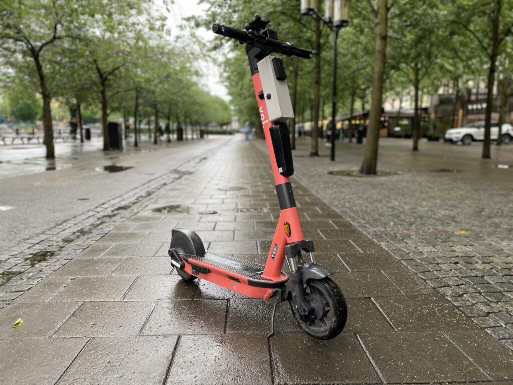voi scooter computer vision