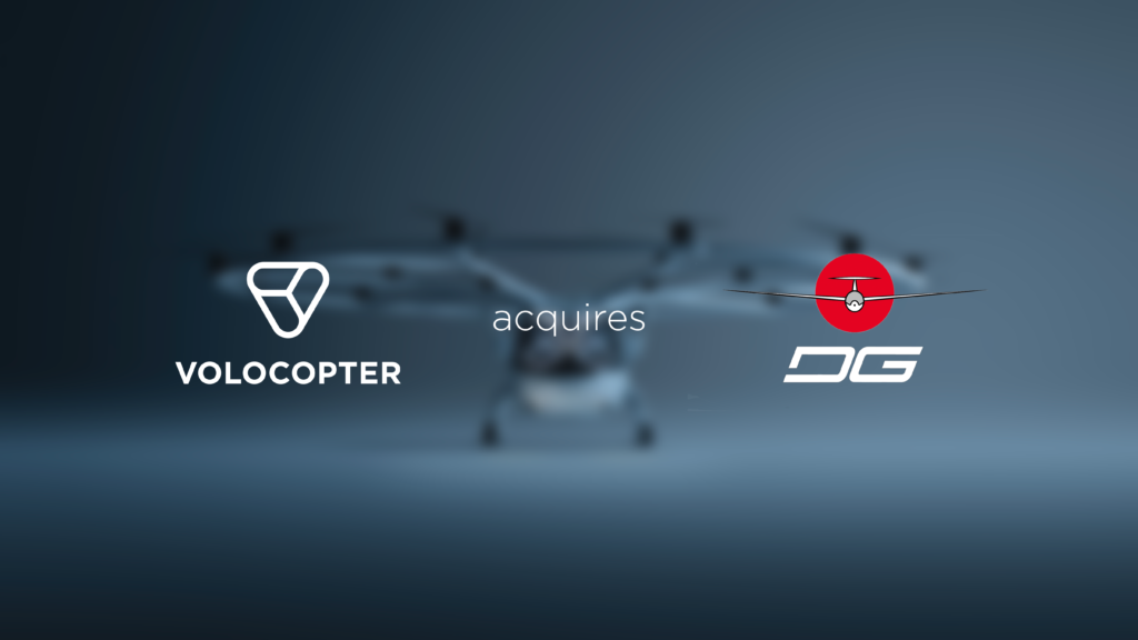 volocopter production organisation approval