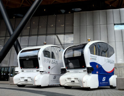 First International Safety Standard for Fully Automated Driving Systems Published