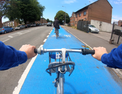 Welsh Government Launches Active Travel Infrastructure Plans