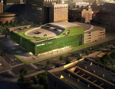 Archer and REEF Team Up To Tackle Urban Congestion with Vertiports