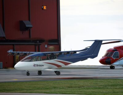 Bristow Group Joins Forces with Electra.aero for Self-Charging Electric Plane