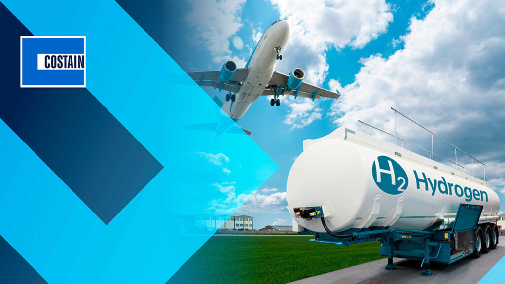 costain hydrogen aircraft