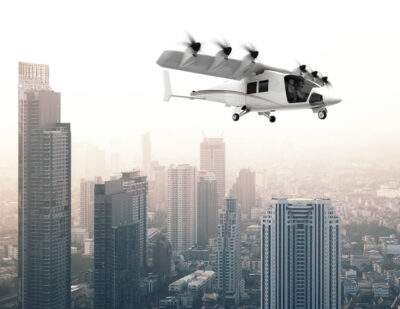 Dufour Aerospace Publishes Specifications of Aero3, Its Tilt-Wing eVTOL Aircraft