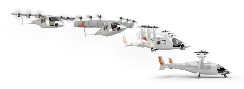 Dufour Aerospace Aero3