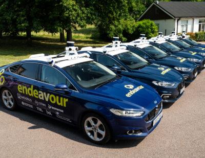 Project Endeavour Concludes with Autonomous Vehicle Passenger Rides in London