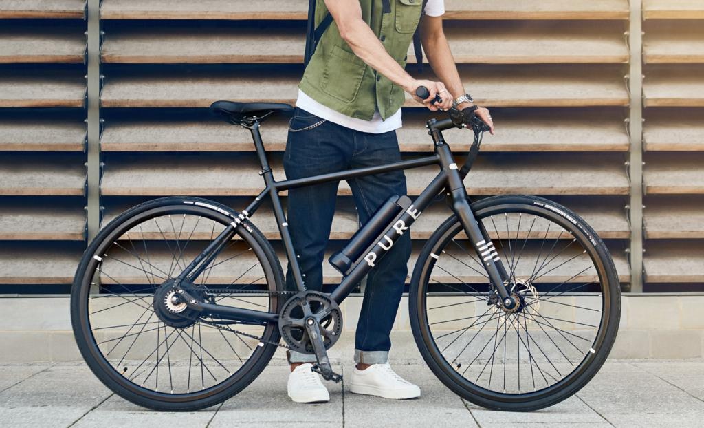 pure electric bike
