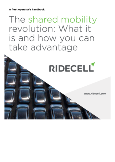 The Shared Mobility Revolution: How You Can Take Advantage