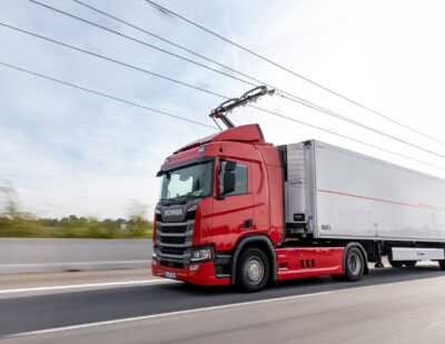 Green Light for Path to UK's First Electric Motorway