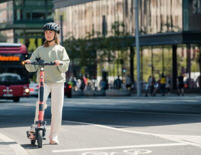 Voi and Google Join Forces to Enhance Service Accessibility