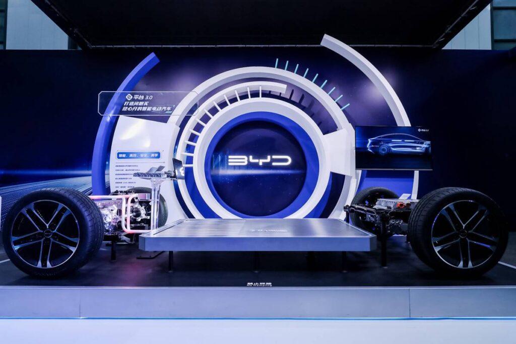 byd e-platform 3.0