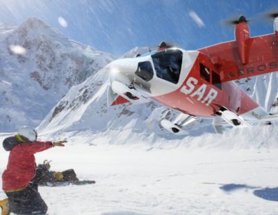 Dufour Aerospace and Swiss Air-Rescue Rega to Develop eVTOL Air Ambulance