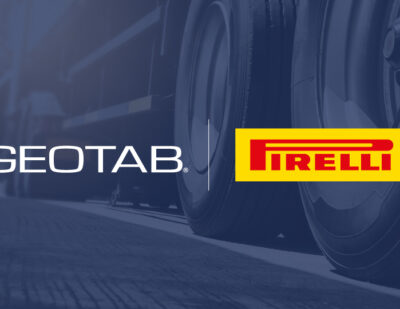 Pirelli and Geotab to Reduce Management Costs of Commercial Fleets