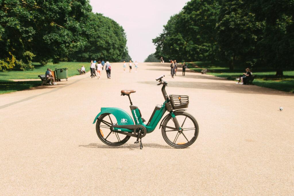 humanforest e bikes london