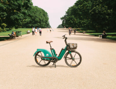 HumanForest Launches New e-Bikes in London