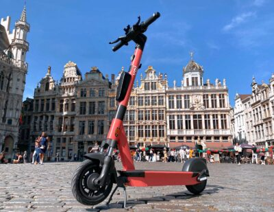 Hello Brussels: Voi Launches Its Service in the Heart of Europe