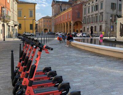 Safe Scooting in Northern Italy – Voi Launches in Reggio Emilia