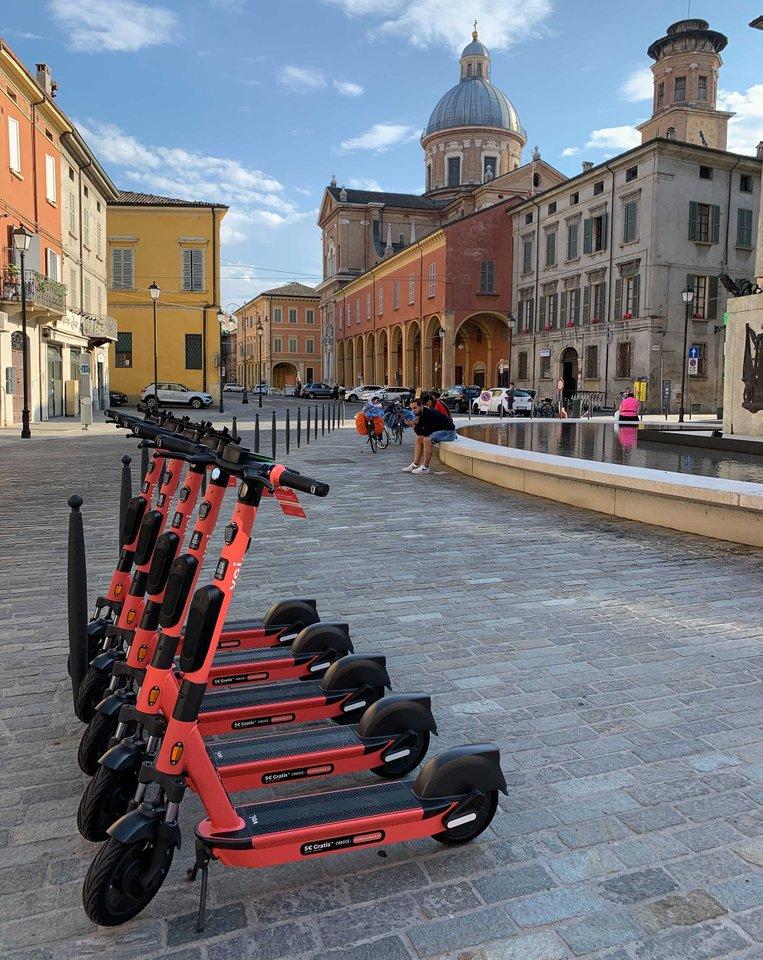 voi Reggio Emilia