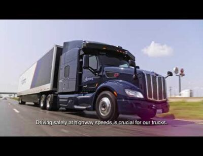 The Aurora Driver: Transforming the Future of Trucking
