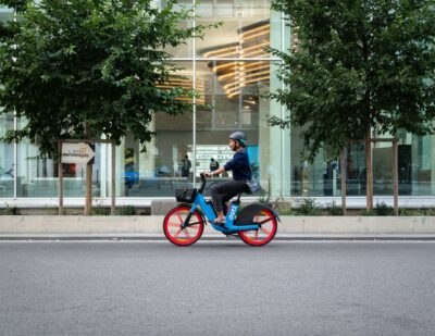 A New Ride in Town: The Dott e-Bike Is Here!