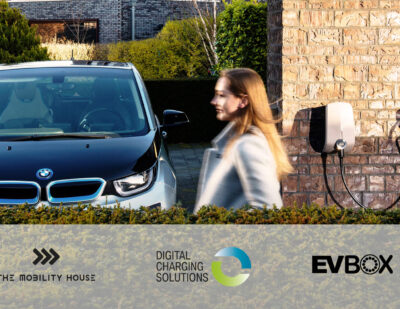 DCS, EVBox Group, The Mobility House: Single EV Charging Solution for Fleets
