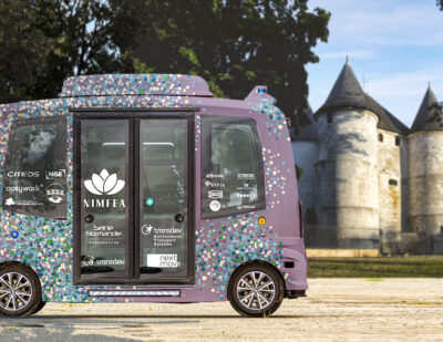 Driverless Shuttles Connect Rural France in 12km Round-Trip