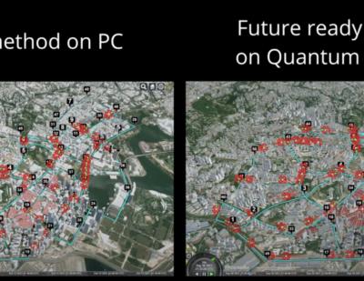 OneSky Completes Phase 1 of UAM Quantum Computing Pilot Program
