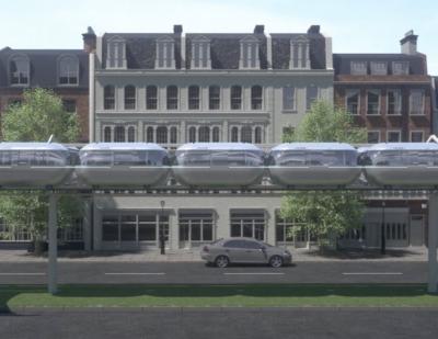 Autonomous Mass Transit System Heralds New Age of Urban Transport