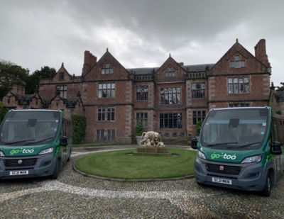Cheshire East to Launch 'On-Demand' Rural Bus Service