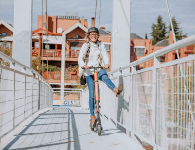 New Research Analyses Impact of e-Scooters on Personal Wellbeing